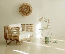 Rattan Curved Sofa by Trend Alert Rattan Furniture Made Modern Plus 15 To Buy
