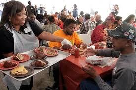 volunteers needed to serve thanksgiving meals in columbus columbus