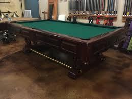Used Billiard Tables by Robbies Billiards