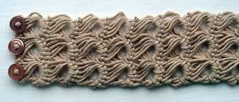 crochet bracelet images Crochet lace bracelet tutorial jpg