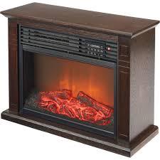 profusion heat electric fireplace with 3 color flame u2014 5 180 btu