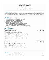 Resume Templates Volunteer Work Resume Templates Volunteer Work Jack Kerouac Thesis