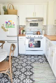 summer home tour and seasonal decor changes kitchen updates