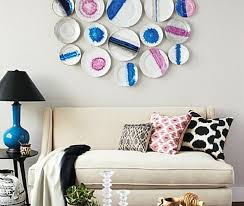 Cheap Wall Decorations For Living Room by Inexpensive Diy Wall Decor Ideas And Crafts