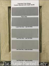 differences between annie sloan u0027s u201cgrey u201d chalk paint colors the