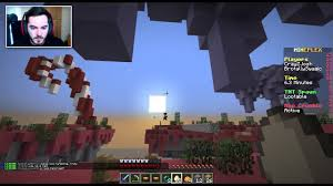 captainsparklez house in mianite minecraft sky wars hunger games and other stuffs youtube