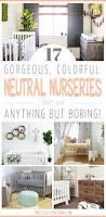 17 gender neutral nursery ideas