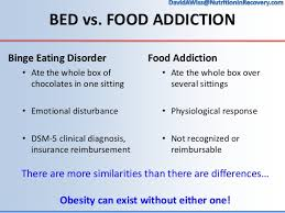 Bed Eating Disorder Incorporating Food Addiction Into Disordered Eating The Food And Wei U2026