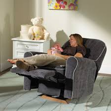 Reclining Rocking Chair For Nursery Recliners Benji Best Chairs Storytime Series