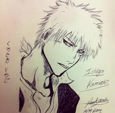 kurosakiichigo drawings on paigeeworld pictures of kurosakiichigo