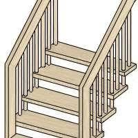 treppen einschalen einschalen und betonieren einer kleinen treppe