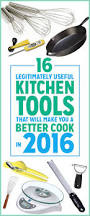 here are 16 truly useful tools for beginner cooks