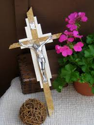 wall crucifixes travertine wall crucifix golden travertine ivory accent pieces 2