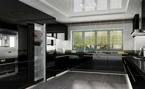White And Black Kitchen Designs Terrific Black Kitchen Shoise Modern Callumskitchen