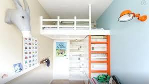 chambre mezzanine adulte mezzanine chambre chambre denfant avec mezzanine moderne chambre
