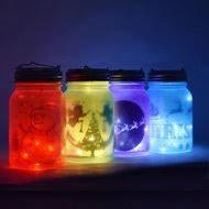 jar lights led pendant lights for jars