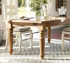 pottery barn farmhouse table dining table extending dining table potterybarn new house