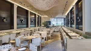 Embellish Interiors Brick Bulges Embellish Ceiling Of Fucina Restaurant By Andy Martin