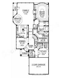 narrow floor plans villa da porto narrow floor plans floor plans