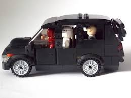 lego honda element lego minifigure scale car 7 wide suv seats 7 minifigs u2026 flickr