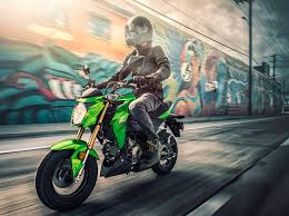 birmingham 2017 kawasaki z125 pro u2013 first look review fun