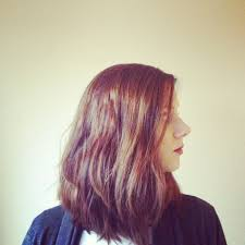 beauty diy hair cut the layered bob bohemian creature