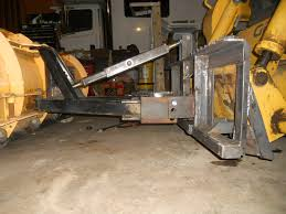 thinking of building a snow plow set up for skid steer
