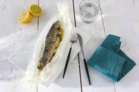 cuisiner truite enti鑽e truite en papillote atelier poisson