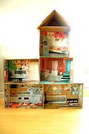 Diy Dollhouse Furniture Tiphaine Verdier Mangan Cardboard Dolls House Kids Stuff