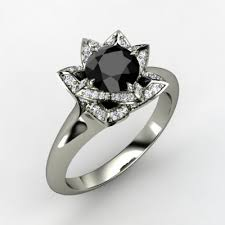 pretty engagement rings 8 reasons to go with a black diamond engagement ring