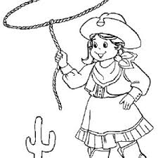 beautiful cowboy cowgirl coloring pages photos style ideas