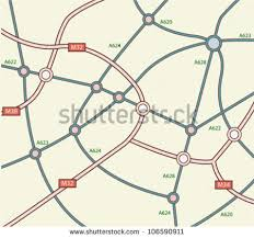 road map road map stock images royalty free images vectors