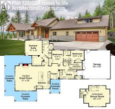 2500 Sq Foot House Plans 270 Best Rugged And Rustic House Plans Images On Pinterest