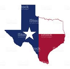 state of texas flag map stock vector art 468757807 istock