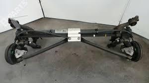 rear axle peugeot 206 sw 2e k 1 4 hdi 33895