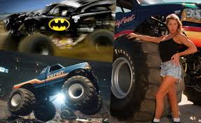 bigfoot the monster truck the creator photos monster madness 25 years of monster trucks
