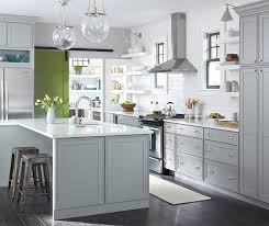 grey kitchen cabinets light gray kitchen cabinets decora cabinetry