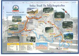 Machu Picchu Map Terms U0026 Conditions Of Booking Please Note Our Policy In This Regard