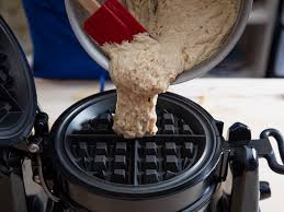 how to make brunch in your sleep overnight yeast raised waffles