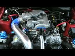 ford mustang v6 turbo j s v2 turbo roush v6 mustang revs and idle