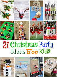21 amazing christmas party ideas for kids 21st inspiration and xmas