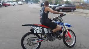 used motocross bikes for sale ebay 1995 honda cr125r cr 125 r motor and parts for sale on ebay youtube