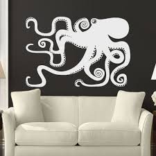 wall design octopus wall decor photo trendy wall octopus wall