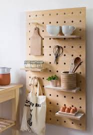 kitchen pegboard ideas 25 best kitchen pegboard ideas on peg boards wall