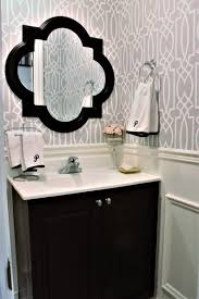 Wallpaper Powder Room Powder Room Updates Archives A Purdy Little House