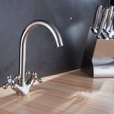 luxury kitchen faucet luxury kitchen vessel faucet nickle brushed cross ceramic