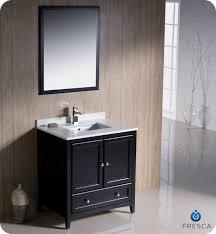 Bathroom Vanities 30 Fresca Fvn2030es Oxford 30 Inch Espresso Traditional Bathroom