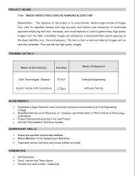 sample resume for freshers b tech ece free download templates
