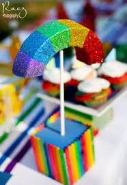 Rainbow Wedding Centerpieces by Rainbow Centerpieces Bing Images Centerpieces Pinterest