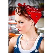 1940s bandana hairstyles 11 cute ways to wear a bandana herinterest com